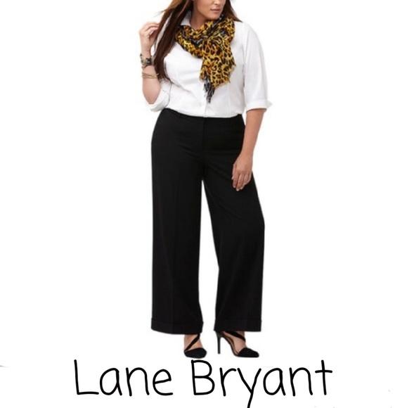 aae5ad48ef0 Lane Bryant Pants - LANE BRYANT LADIES PROFESSIONAL SLACKS